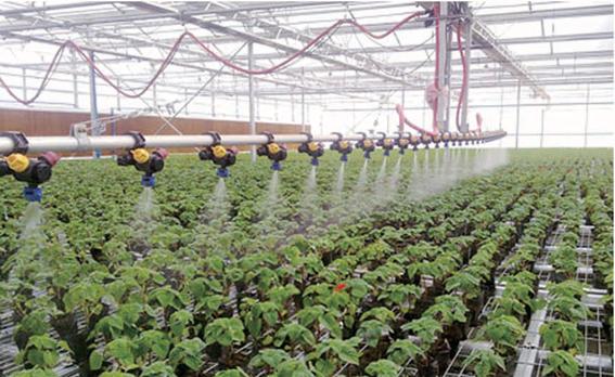 種植業生態環境自動監測控制系統